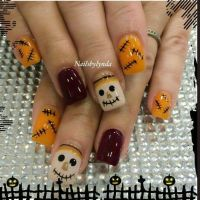 132 best images about Fall Nails on Pinterest | Nail art ...