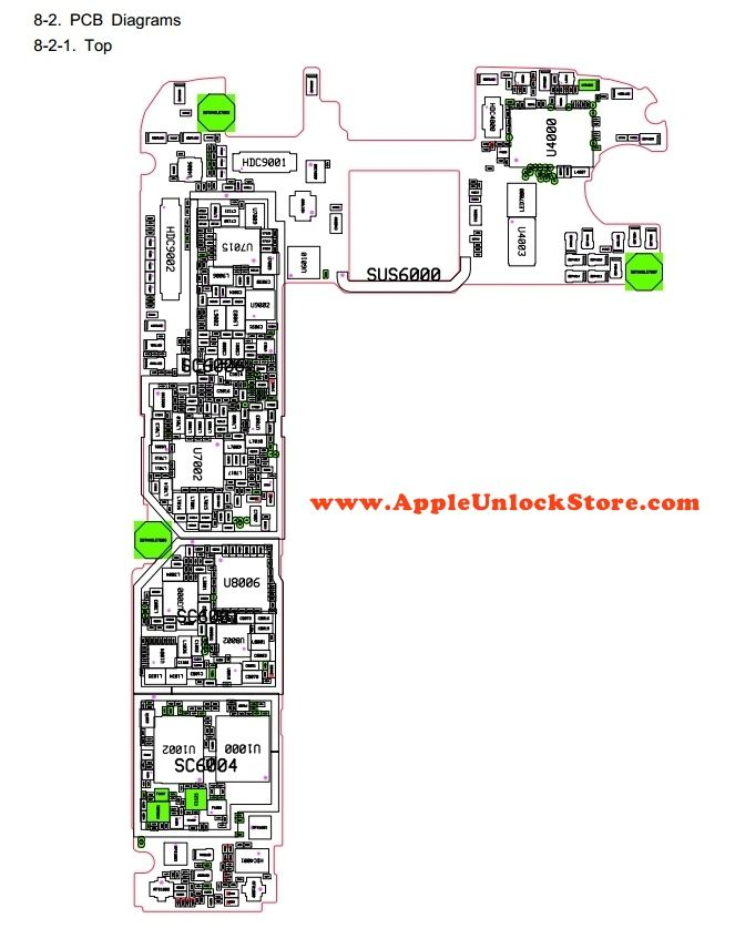 AppleUnlockStore :: SERVICE MANUALS :: Samsung Galaxy S6