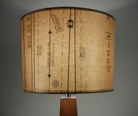 Vintage Industrial Lamp Shade - Interior Design, Lamp ...
