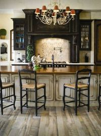eclectic old world decorating | Eclectic Old World Kitchen ...
