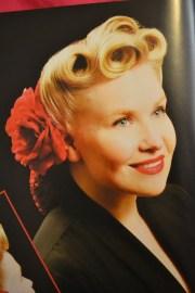 1940s ladies hairstyles snood