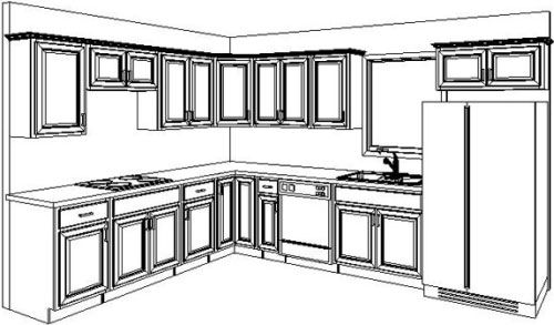 Kitchen Cabinet Layout Software Free  WoodWorking
