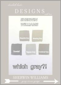 Sherwin Williams Gray Versus Greige -   Pewter, French ...