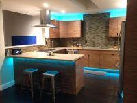 Kitchen Led Strip Lighting - Bestsciaticatreatments.com
