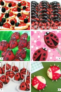 25+ best ideas about Ladybug party foods on Pinterest ...