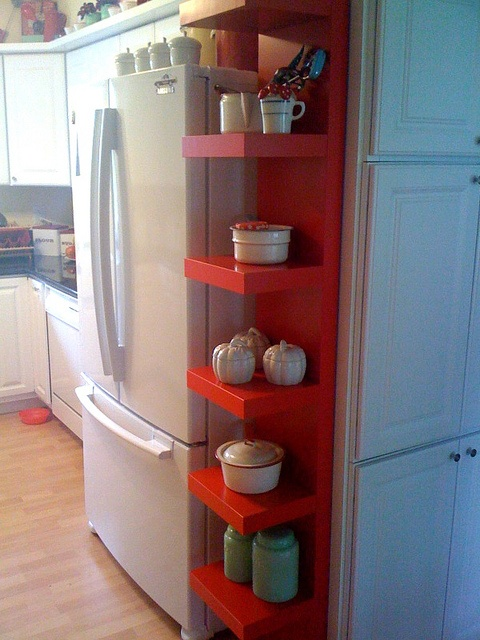 ikea ideas for small kitchens kitchen chairs set of 4 hops on to the red & aqua train by happy zombie, via ...