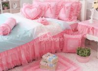 1000+ ideas about Lace Bedding on Pinterest