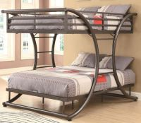 1000+ ideas about Queen Bunk Beds on Pinterest | Bunk bed ...