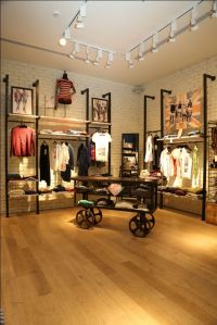 Pepe Jeans, New concept store. Apparel retail store ...