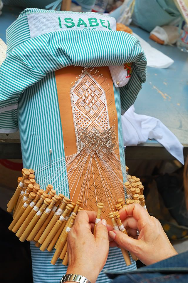 25 best ideas about Lace Making on Pinterest  Needle