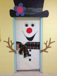 Office Door: Best Office Door Christmas Decorations