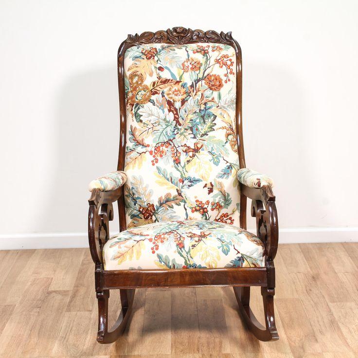 25+ best Victorian Rocking Chairs ideas on Pinterest