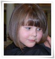 kids medium length hair