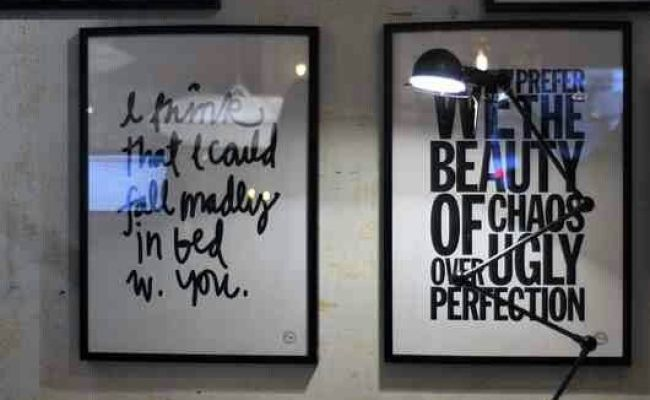 Framed Quotes Decor Pinterest Love Quotes Quote And