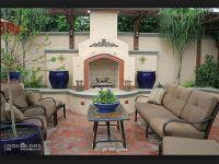 Spanish Style Backyard Patio! | gardening ideas ...