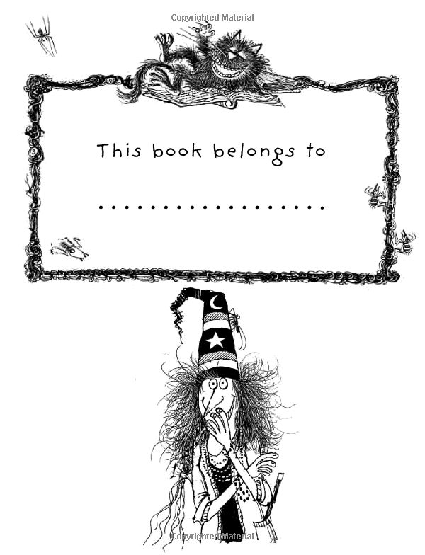 119 best images about WINNIE THE WITCH on Pinterest