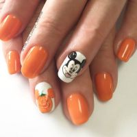 10+ images about Nail Art on Pinterest | Olaf nails, Gel ...