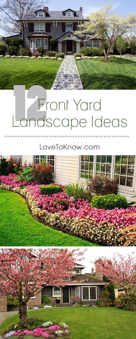 25 Best Ideas About Front Yard Flowers On Pinterest Yard