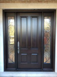38 best images about Doors on Pinterest | Eto doors, Iron ...