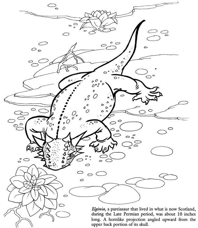 60 best images about Coloring Pages/LineArt Dinosaurs on