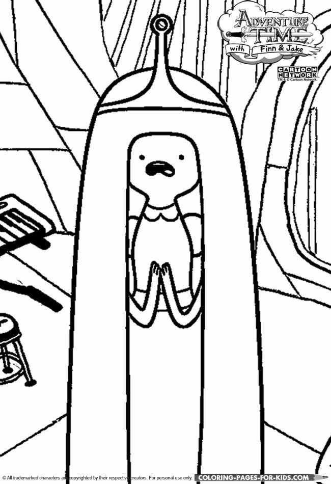 1000+ ideas about Adventure Time Coloring Pages on