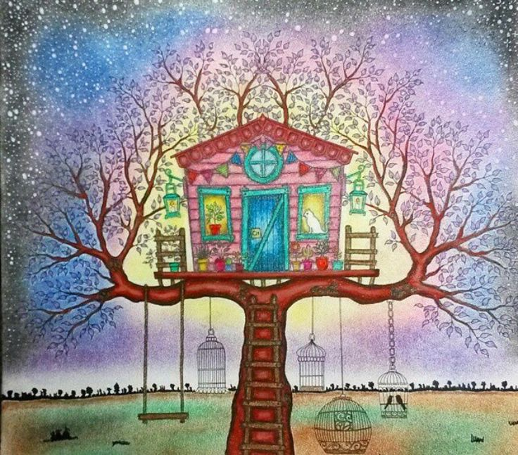Treehouse Secret Garden Casa Da Rvore Jardim Secreto