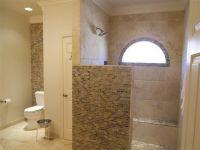 Shower without door | Bathroom redo | Pinterest | The o ...