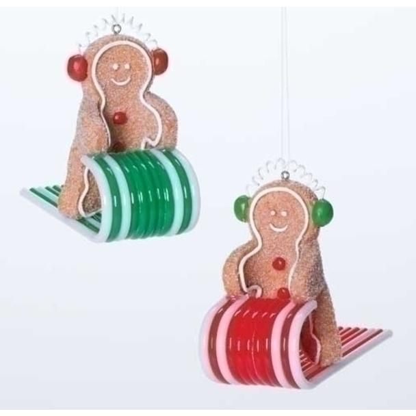 124 Best Images About Gingerbread Cookie Ornaments On