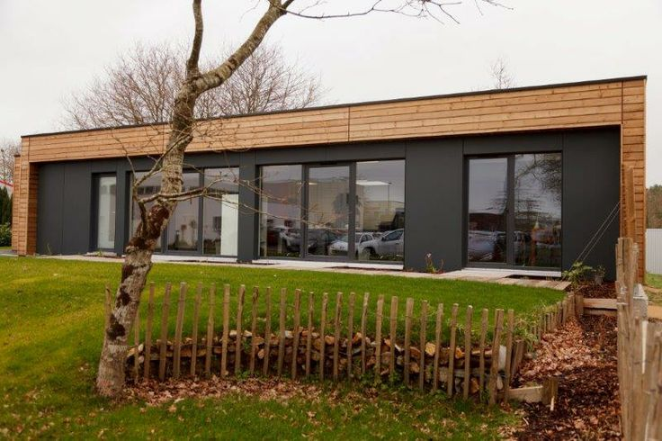 Extension Design Maison. Finest Maison En Verre De Design Moderne