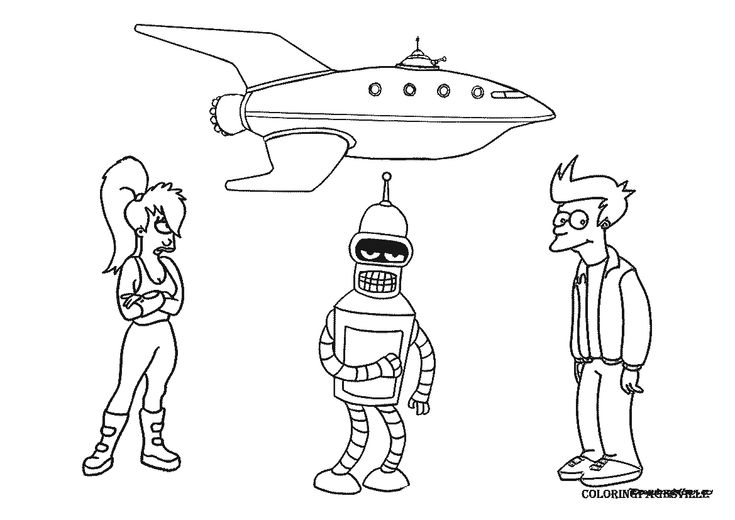90 best images about Adult Cartoon Colouring Pages on