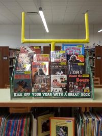 48 best images about Book Display Ideas on Pinterest