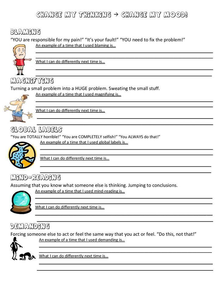 Worksheet. High School Psychology Worksheets. Hunterhq