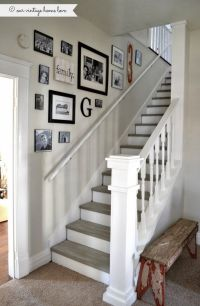 Best 20+ Staircase wall decor ideas on Pinterest