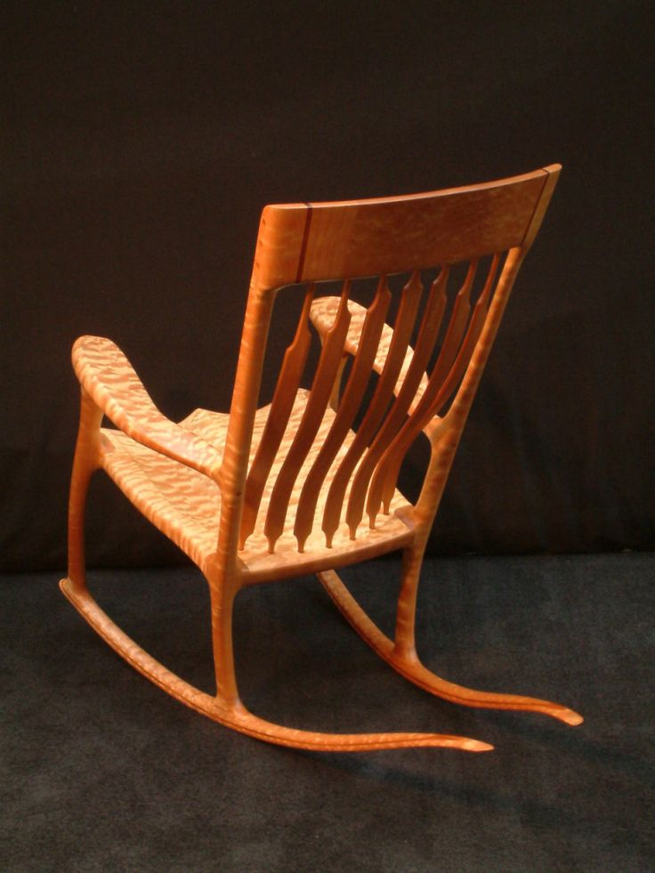 modern wingback chair canada costco tommy bahama beach fine woodworking rocking plans - projects &