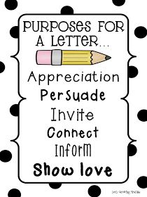 17 Best images about WRITE~FRIENDLY LETTER on Pinterest