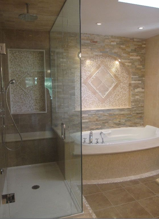 Shower Enclosure Custom Shower Glass Doors Shower Wall Tiles Porcelanosa Kali Tobacco 12 X 35