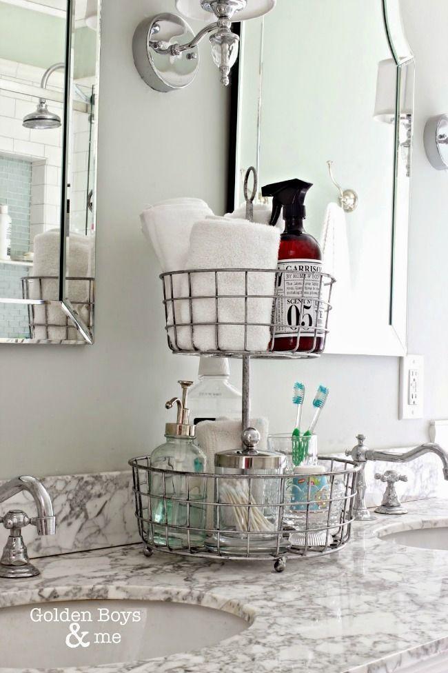 25 best ideas about Bathroom organization on Pinterest  Bathroom declutter Bathroom under