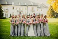 17 Best ideas about Pewter Bridesmaid Dresses on Pinterest ...