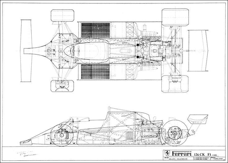 50 best images about Race Car Blueprints on Pinterest