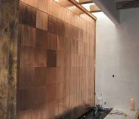 17 Best ideas about Copper Wall on Pinterest