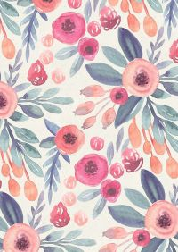 The 25+ best ideas about Floral Wallpaper Iphone on
