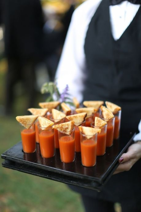 Comfort Food For Your I Do S The Newport Bride