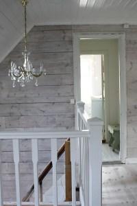 whitewashed shiplap | Walls | Pinterest | The chandelier ...