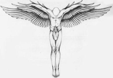 Tattoo Designs Of Angels