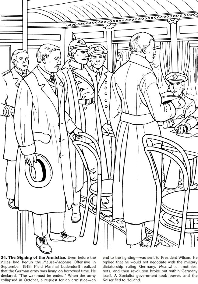 19 best images about Coloring Pages/LineArt World Wars on