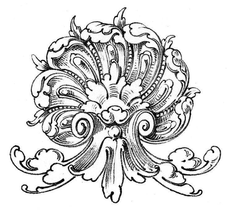 1000 Images About Scroll Work