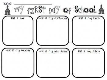 1000+ images about First day of School on Pinterest