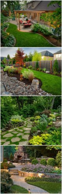 25+ best ideas about Landscape design on Pinterest