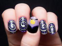 1000+ ideas about Disney Halloween Nails on Pinterest ...