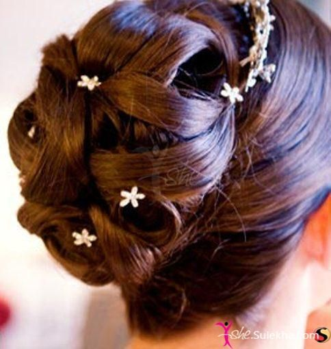 25 Best Images About Bridal Hairstyles On Pinterest Wedding